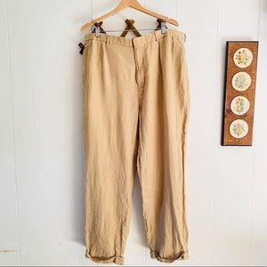 Polo Ralph Lauren Linen Slacks